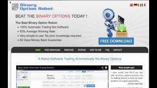 Binary Option Robot Review By Binaryoptions.net.au