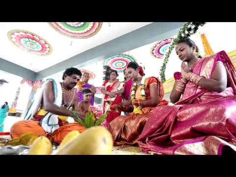 Malaysian Indian Wedding ceremony of Maaran & Ambikai
