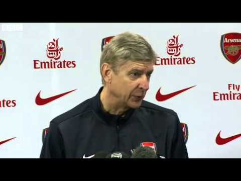 Arsenal manager Arsene Wenger plays down transfer talk surrounding Schalke
