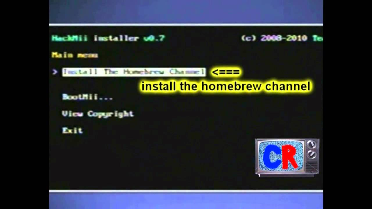 descargar homebrew channel 4.3u