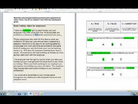 verbal reasoning tips and tricks pdf