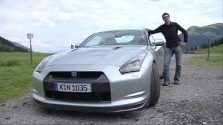 Nissan GTR: Japanischer Porsche-Schreck videos