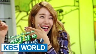 Hello Counselor - Taeyeon, Tiffany, Seohyun of Girls` Generation -TTS (2014.10.27)