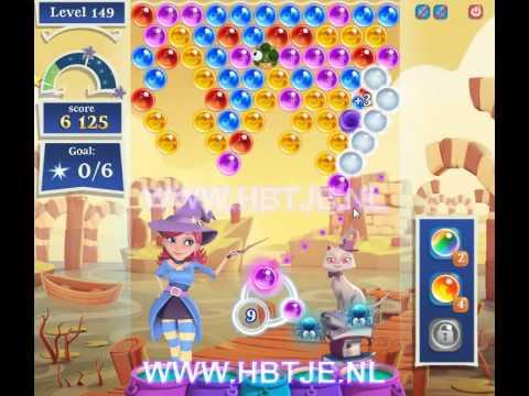 Bubble Witch Saga 2 level 149