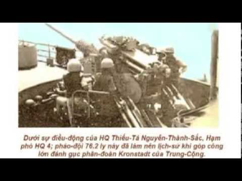 HẢI CHIẾN HOÀNG SA 1974 China Invaded the Paracel Islands - T4 VIETNAM Travel Tourism Du Lich