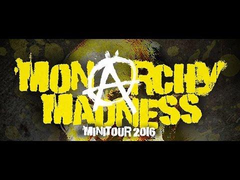 Trousers - Tekintsétek meg a II. Monarchy Madness turnéfilmjét!
