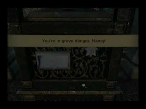 Nancy Drew: The Haunting of Castle Malloy Short Trailer