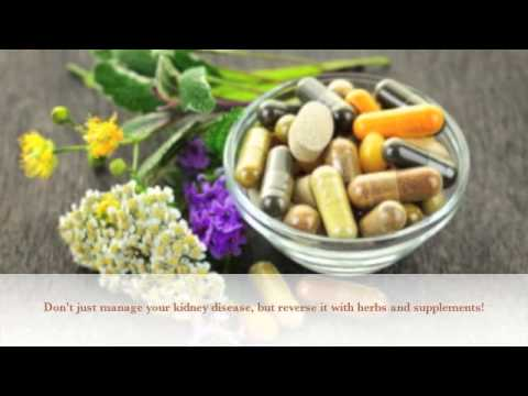 Herbs And Supplements That Treat Kidney Damage
