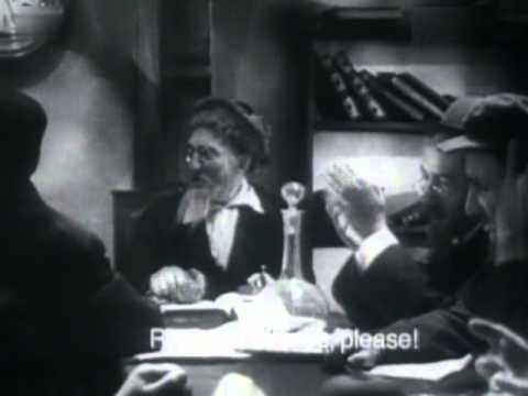 W starym kinie - Weseli biedacy (1937)