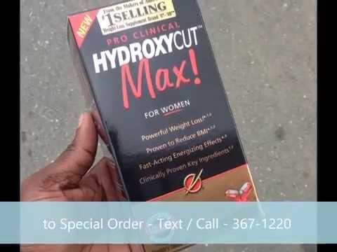 Hydroxycut Weight Loss Pills for Women - For Sale in Kingston Jamaica