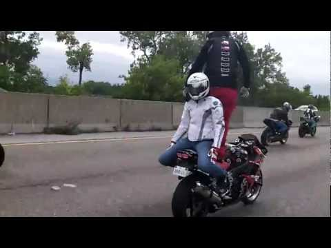 Ride of the Century 2011 - Insane Motorcycle Stunts - ROC
