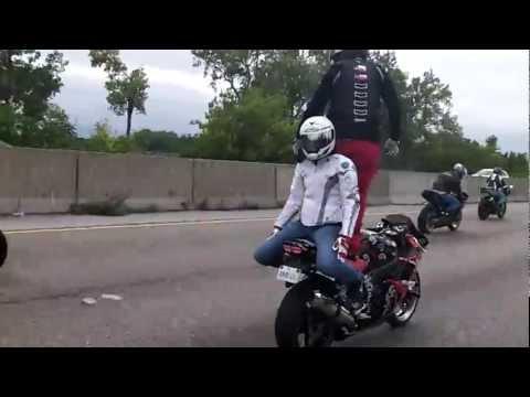 Ride of the Century 2011 - Insane Motorcycle Stunts - ROC