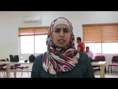 """العمل التطوعي وفوائده من اعداد وعد الهروط """" مشروع أصوات للتغيير """""""