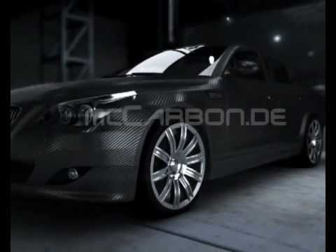 mcCarbon new project for carwrapping folieren
