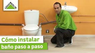 Instala un baño en cualquier parte de tu casa