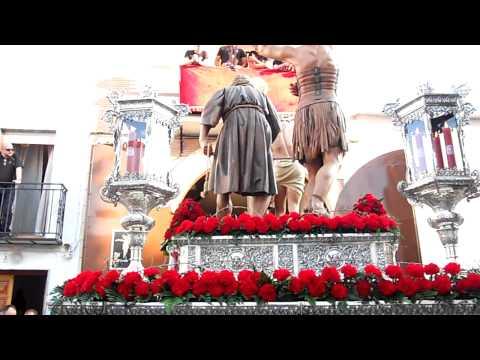 Flagelacion  Padul paso por Hermandad  Cristo Crucificado 2014