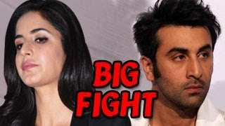 Katrina Kaif & Ranbir Kapoor's BIG FIGHT in public