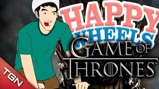 Happy Wheels: GAME OF THRONES