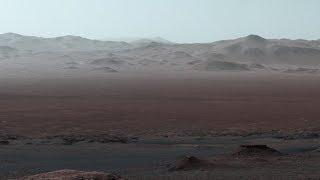 NASA показало панорамну зйомку Марса