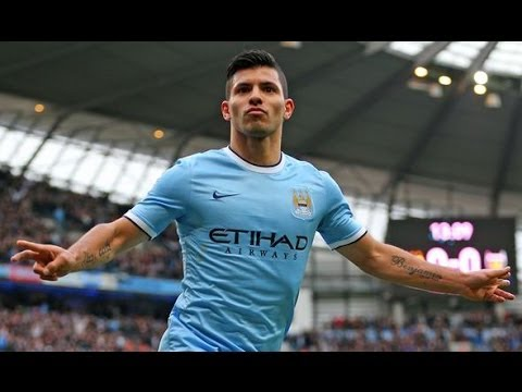 Sergio Agüero - Ultimate Skills & Goals (2013/14) HD