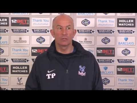 Tony Pulis' Pre-Cardiff City Press Conference