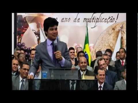 Samuel Mariano | Reatando a Amizade | 30 Almas Pra Jesus | 2013 ♪