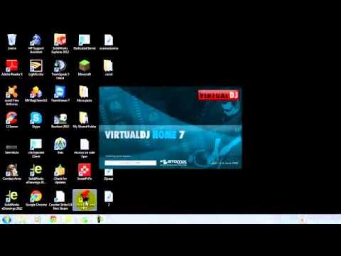 Video aula como fazer uma vinheta no VirtualDJ