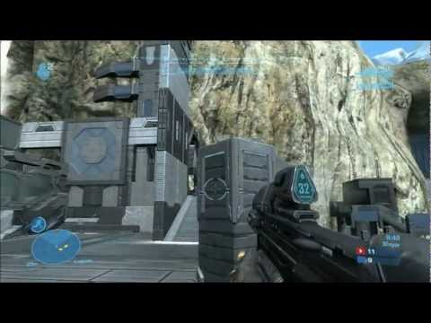 Halo Reach Gameplay and Commentary