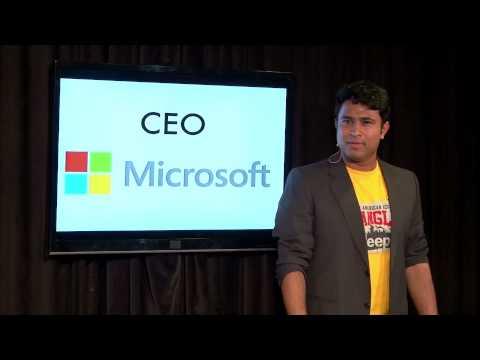 Satya Nadella CEO Microsoft - Son Of Abish