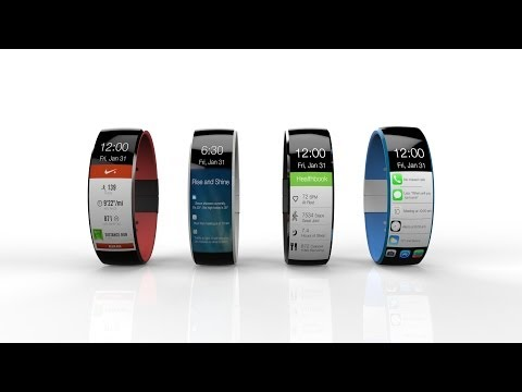 iWatch Concept by Fuse Chicken