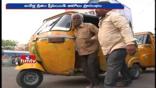 Pre-paid auto services decline at Secunderabad railway station