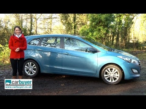 Hyundai i30 Tourer estate review - CarBuyer