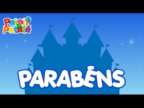 Parabéns - Patati Patatá (DVD No Castelo da fantasia)