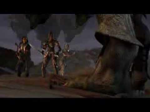 "Трейлеры к ""Guild Wars"""