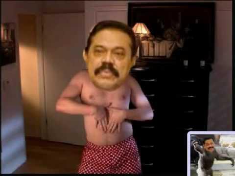 Mahinda Funny Video