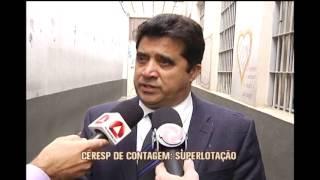 Den�ncia de superlota��o leva deputados ao Ceresp de Contagem