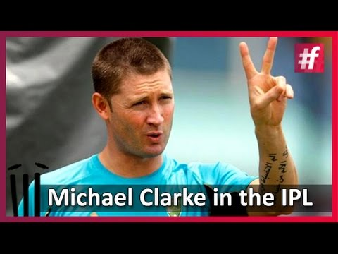 Out of the Box with Harsha Bhogle: Michael Clarke in the IPL