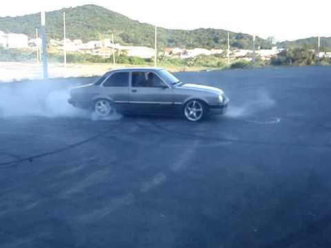 Chevette Turbo Drift Expoville Piloto Pi