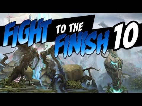 Dota 2 Fight to the Finish - Ep. 10