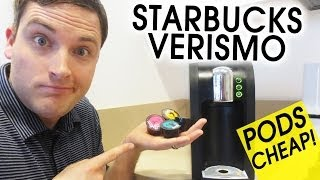 Verismo Pods Cheap! Do CBTL Pods Work In Starbucks Verismo