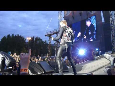 Metallica - Sad But True @ Snake Pit Sonisphere Helsinki 2012