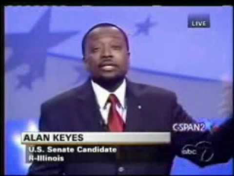 Alan Keyes on the Second Amendment and gun rights