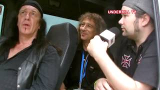 ANVIL interview (Underkill TV)