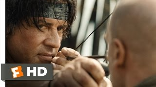 Rambo (7/12) Movie CLIP Live For Nothing Or Die For