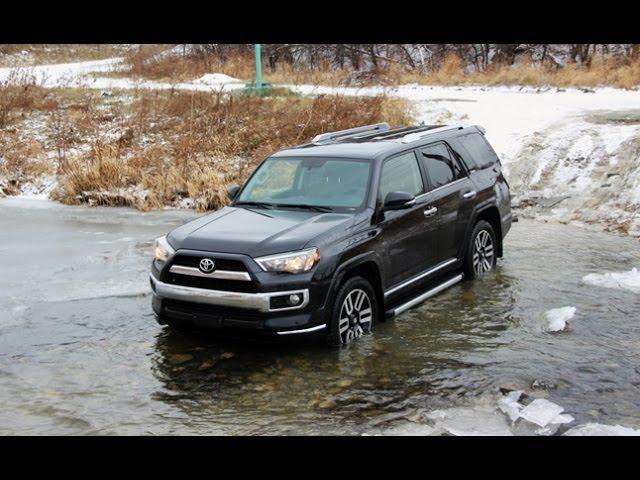 2014 Toyota 4Runner Review