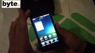 LG Optimus Black (P970h)