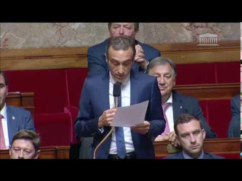 M. Arnaud Viala - Taxe sur le diesel