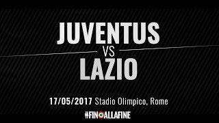 Juventus vs. Lazio: Coppa Italia final