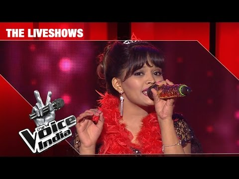 Sharayu Date - Performance - The Liveshows Episode 24 - February 26, 2017 - The Voice India Season2