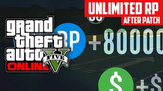 GTA 5 Online: UNLIMITED RP GLITCH! After Latest Patch